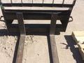 "John Deere Worksite Pro 42"" In Rail Pallet Fork Loader and Skid Steer Attachment"