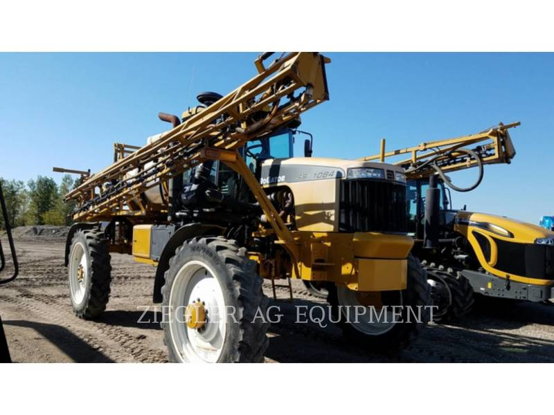 2009 Ag-Chem RoGator SSC1084 Self-Propelled Sprayer