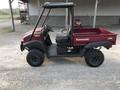 2014 Kawasaki Mule 4010 4x4 ATVs and Utility Vehicle