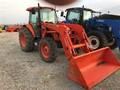 2010 Kubota M8540HDC Tractor