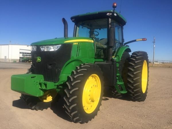 2012 John Deere 7280r Tractor Garden City Ks Machinery Pete