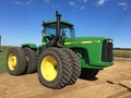 2000 John Deere 9100 Tractor