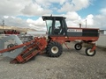 Hesston 8200 Self-Propelled Windrowers and Swather