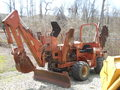 1990 Ditch Witch 4010 Trencher