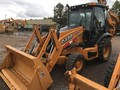 2013 Case 580SN Backhoe
