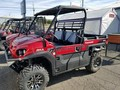 Kawasaki Mule Pro FXT ATVs and Utility Vehicle