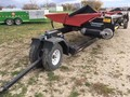 2008 MD Products 38 Header Trailer