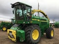 2010 John Deere 7550 Self-Propelled Forage Harvester