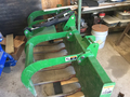 Frontier 1884D Manure Grapple Loader and Skid Steer Attachment