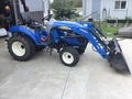 2012 New Holland Boomer 25 Tractor