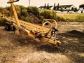 Vermeer BM700 Bale Wagons and Trailer
