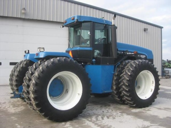 1994 Ford 9680 Tractor