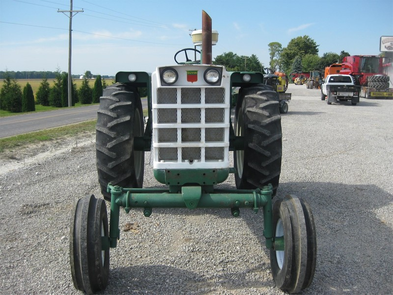 Oliver 1955 Tractor