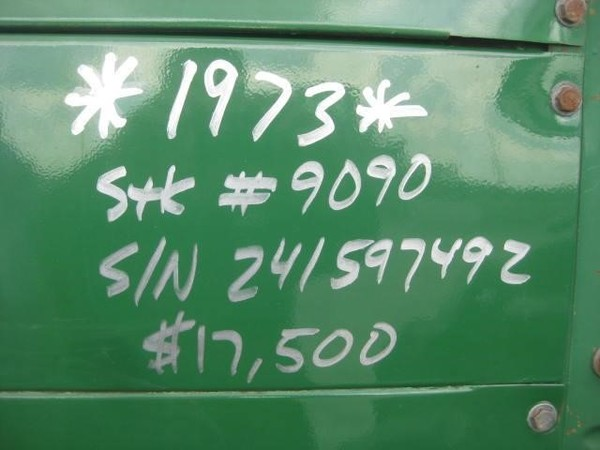 1973 Oliver 1655 Tractor