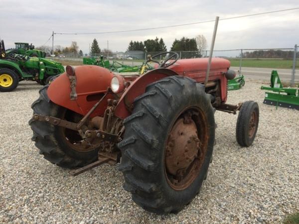 Massey Ferguson 65 Tractor With Loader : Massey ferguson tractor st louis mi