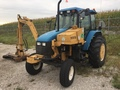 1999 New Holland TS90 Tractor