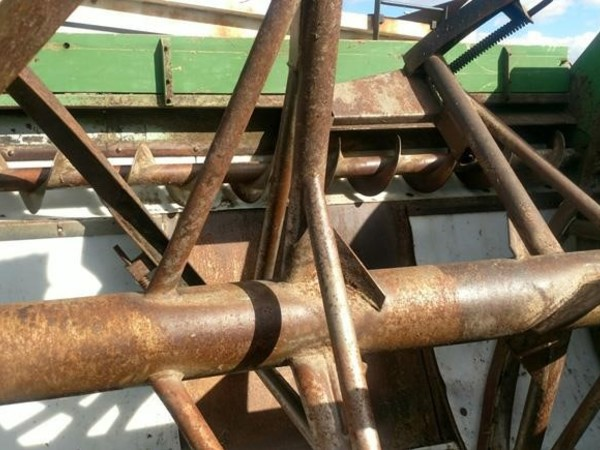 Farm Aid 430 Feed Wagon