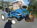 1999 New Holland TC21D Tractor