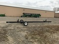 Mattson 25' Header Trailer
