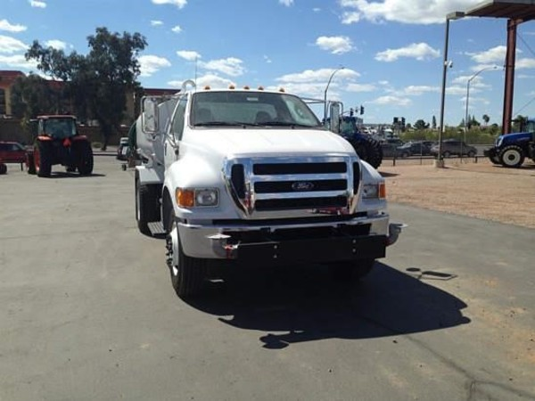 Ford F750 Semi Truck