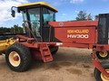 New Holland HW300 Self-Propelled Windrowers and Swather