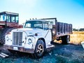 1972 International 1600 Semi Truck