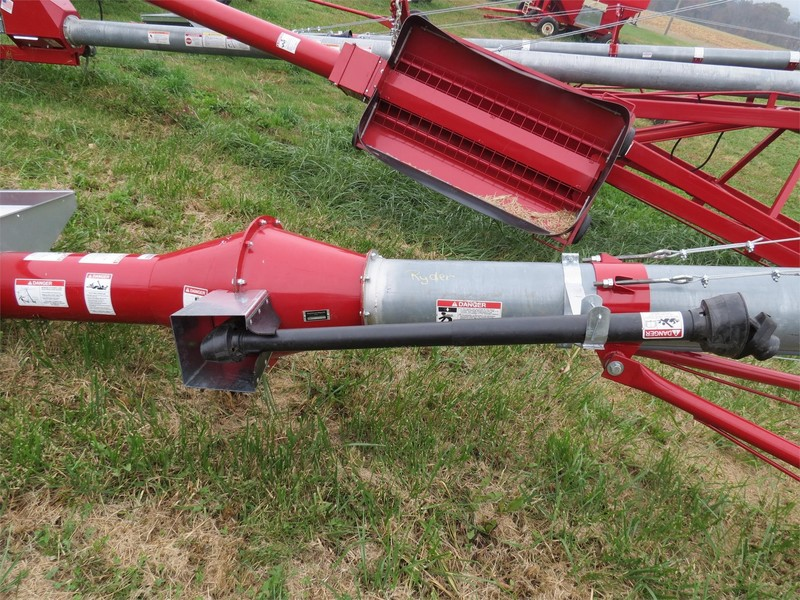 2017 Mayrath 10x42 Augers and Conveyor