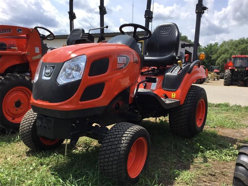 Kioti CS2410 Tractor