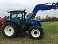 2015 New Holland T6.155 Tractor