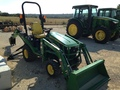 2013 John Deere 1025R TLB Tractor