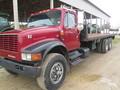 1992 International 4900 Semi Truck