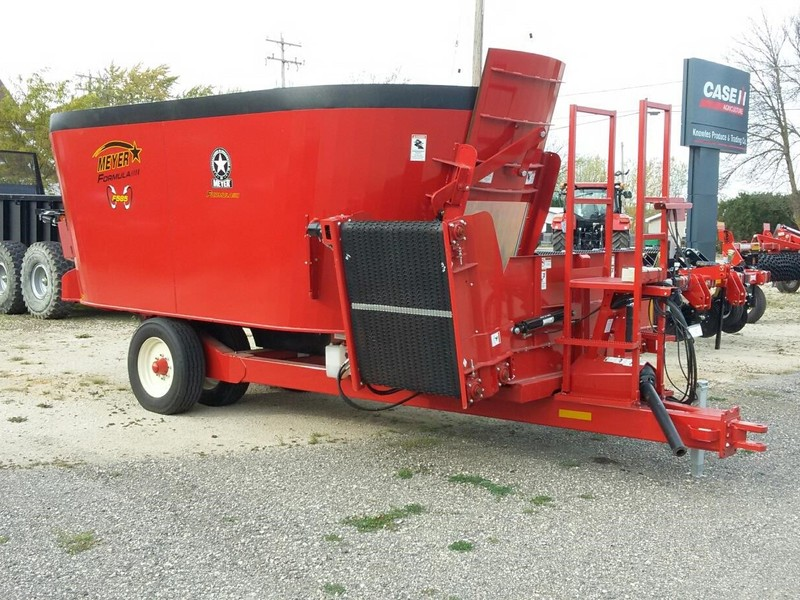 2017 Meyer V585 Grinders and Mixer
