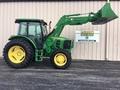 2012 John Deere 6100D Tractor