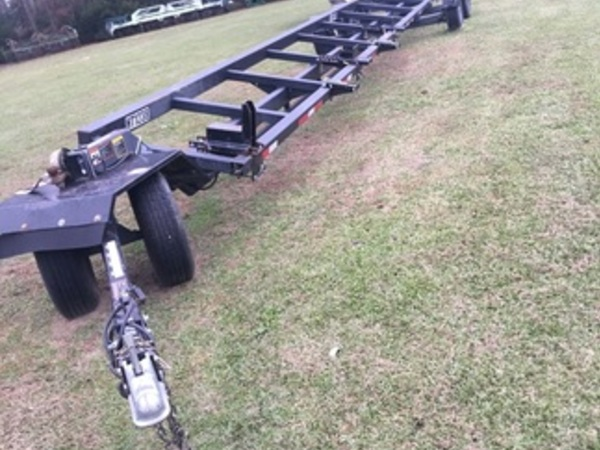 2005 Frontier HT1238 Header Trailer