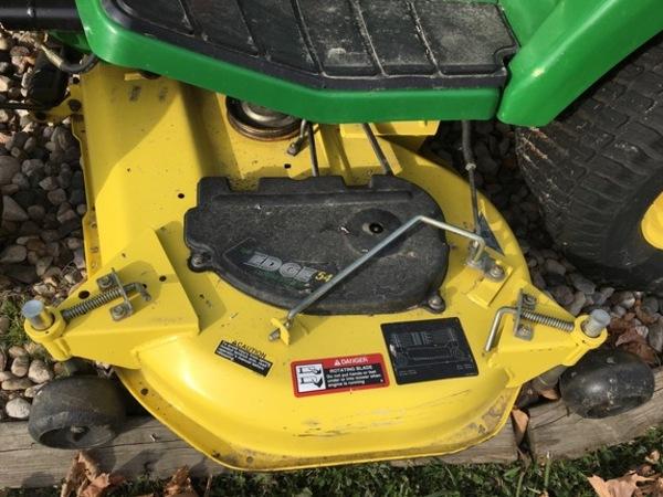 2004 John Deere GX345 Lawn and Garden