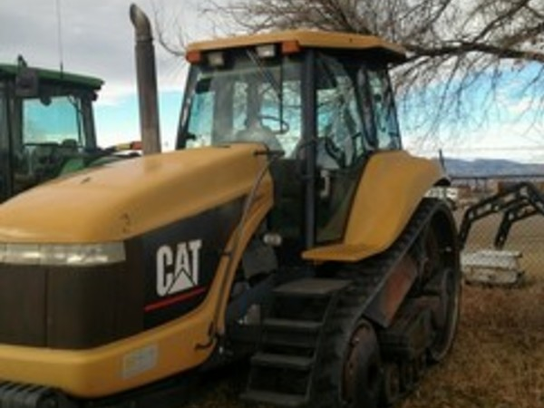1995 Caterpillar Challenger 45 Tractor