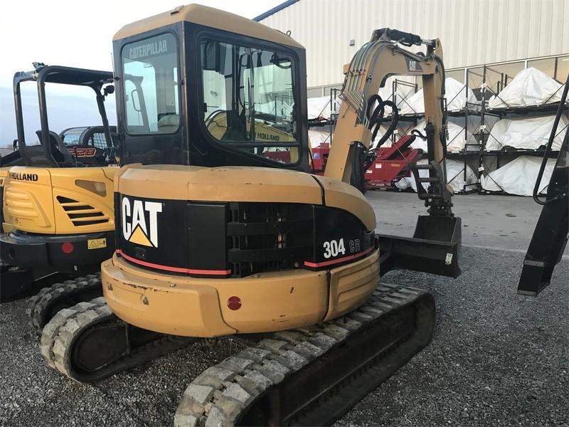 2004 Caterpillar 304CR Excavators and Mini Excavator