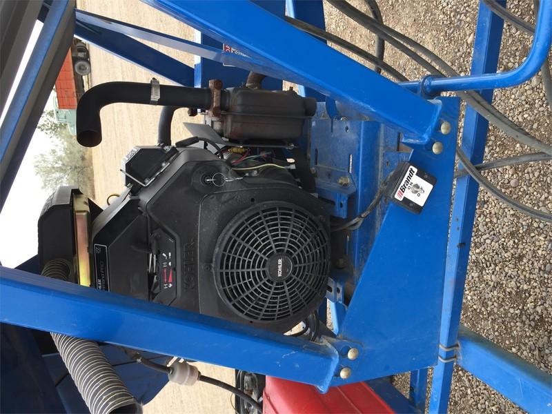 2012 Brandt 1545LP Augers and Conveyor