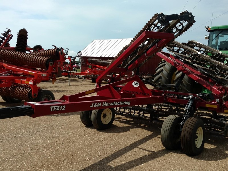 2012 J&M TF212 Harrow