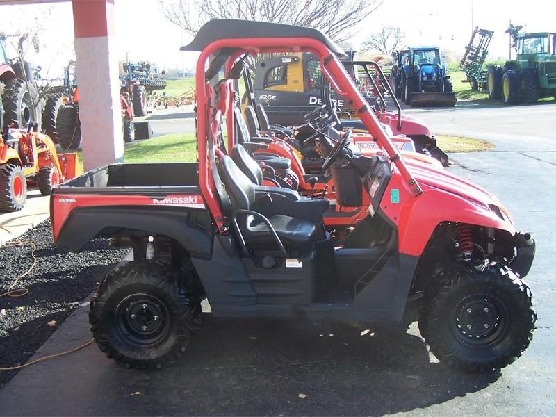 2008 Kawasaki Teryx 750 LE ATVs and Utility Vehicle