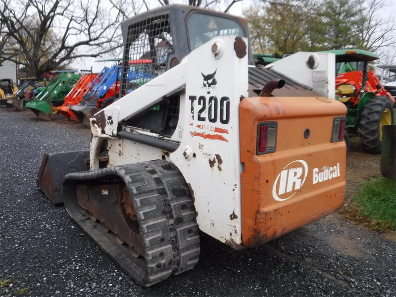 Bobcat T200 Skid Steer