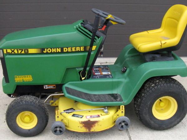 1996 john deere lx178 lawn and garden waupun wisconsin - Craigslist danville va farm and garden ...