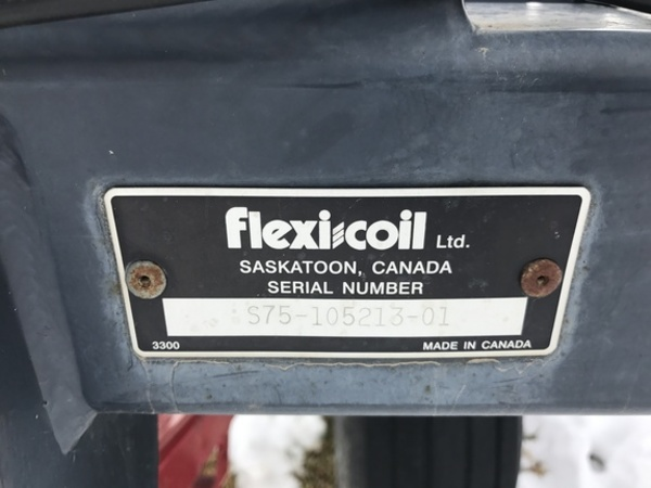 Flexi-Coil S75 Mulchers / Cultipacker