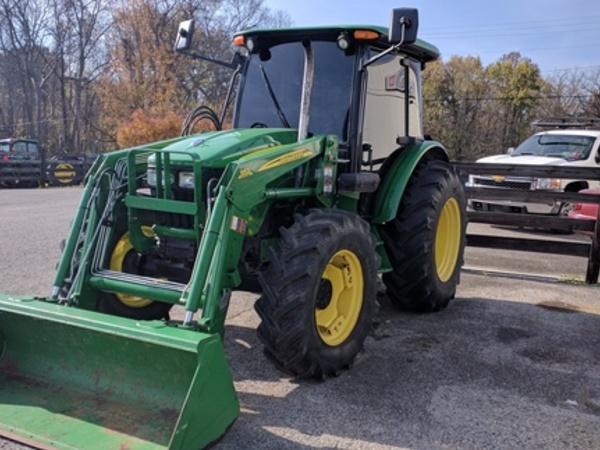 2008 John Deere 5093E Tractor