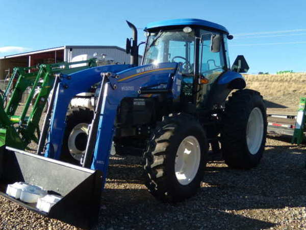 2014 New Holland TS6.110 Tractor