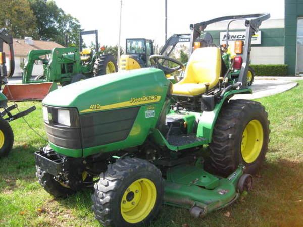 2004 John Deere 4110 Tractor