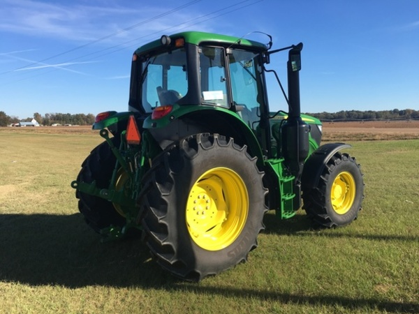 2016 John Deere 6110M Tractor