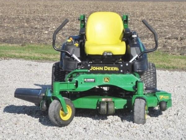 2014 John Deere Z925M Lawn and Garden
