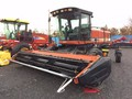 2002 Hesston 8450 Self-Propelled Windrowers and Swather