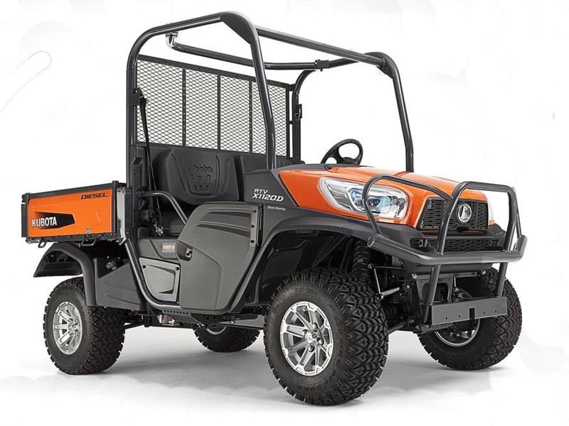 Kubota RTV-X1120D ATVs and Utility Vehicle